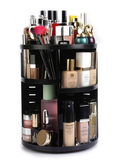 Flormar Make Up Organizer Black Renksiz